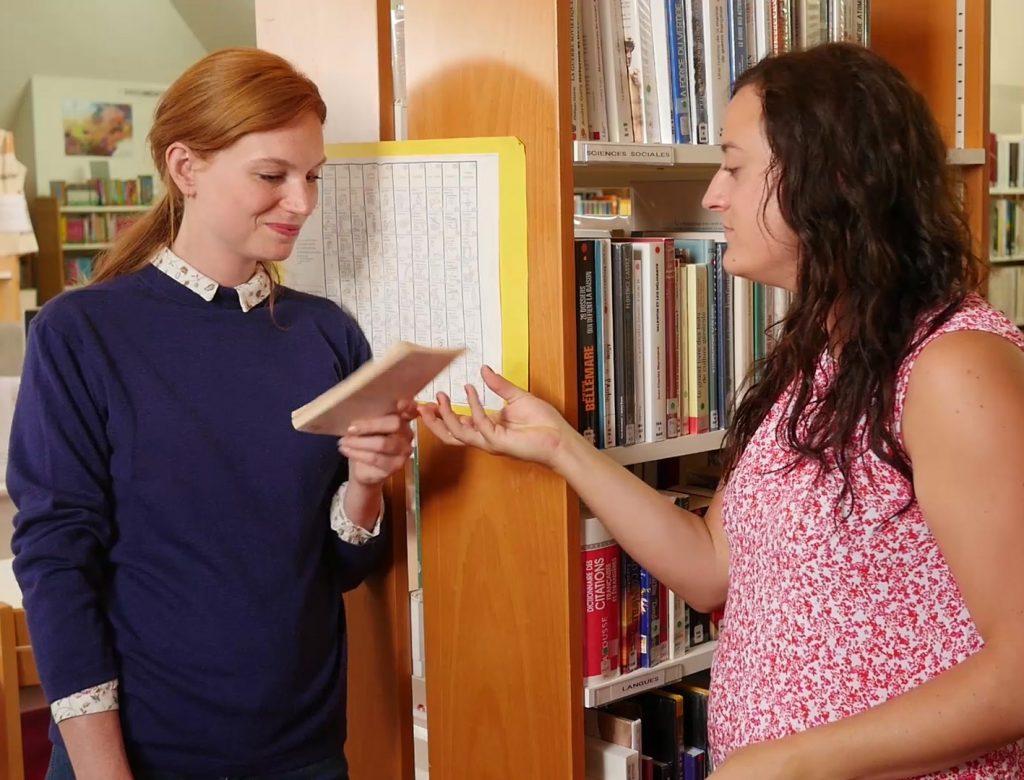 Photo actrices du film Lettre à G. - Penser l'écologie politique avec André Gorz